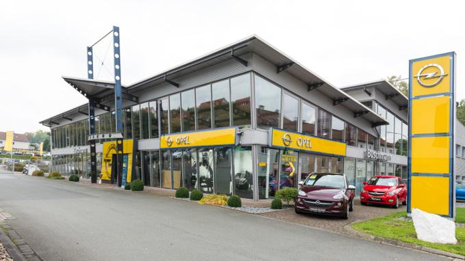 Opel Autohaus in Herford